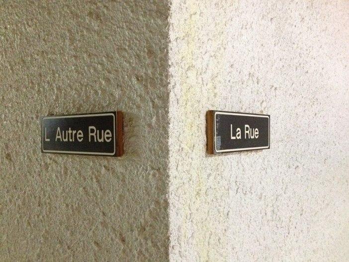 La rue l'Autre rue