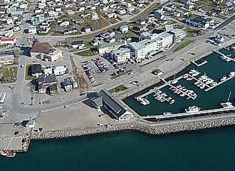 Havre-Saint-Pierre - source: Tourisme Côte-Nord